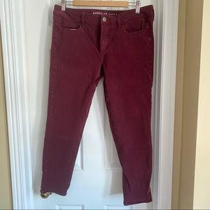 AE Super Stretch High-Waisted Jegging